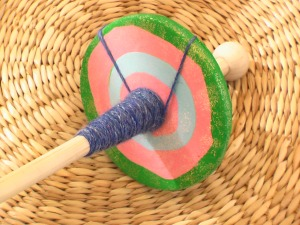 fimo spindle