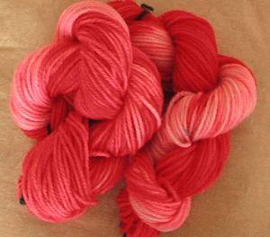 strawberry yarn